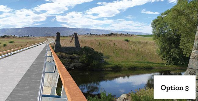 Sutton bridge project - Option 3