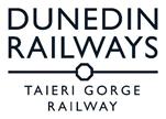 Dunedin Railways logo.