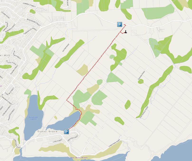 41-Peg Map