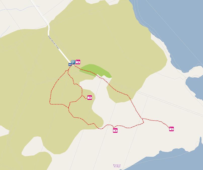 Sandymount_net_map