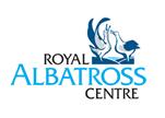 Royal Albatross centre logo.
