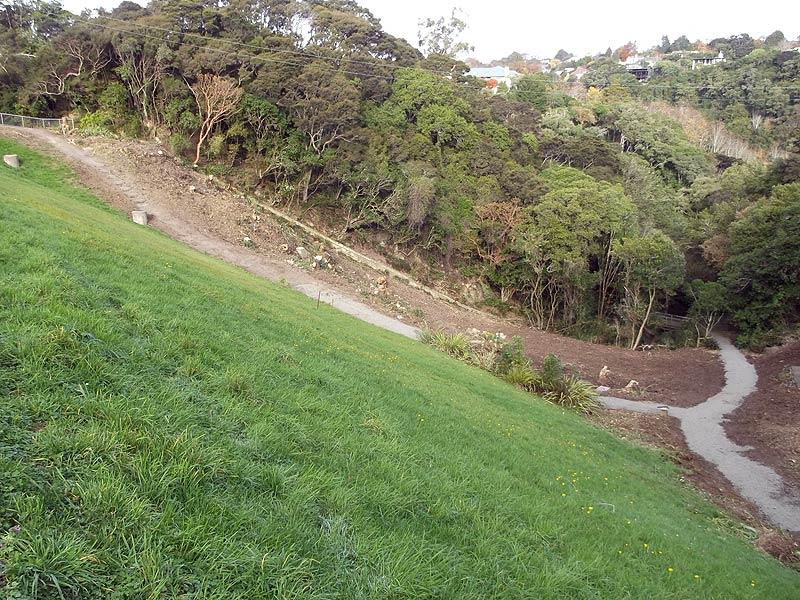 Ross Creek Reservoir Dam Clearance